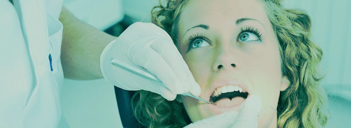 Nós cuidamos dos seus dentes com carinho!